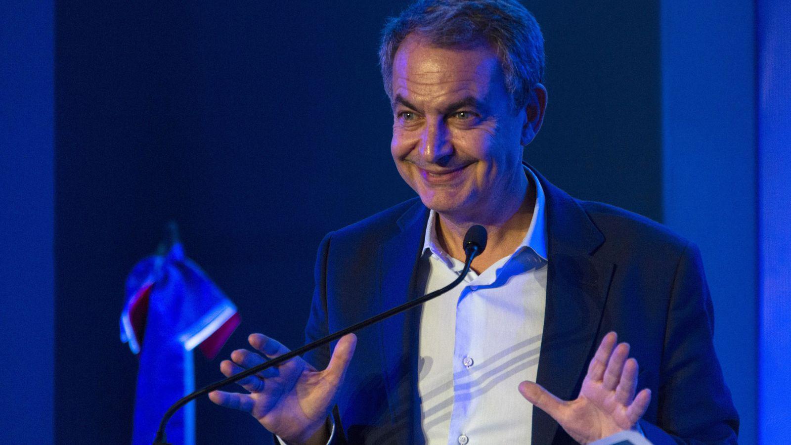 Foto: El expresidente del Gobierno de España José Luis Rodríguez Zapatero. (EFE)