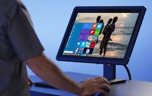 Windows 10, dar pasos hacia atrás para coger carrerilla