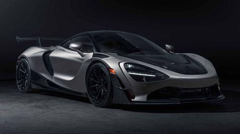 El fabuloso McLaren tuneado con carrocería íntegramente impresa en 3D