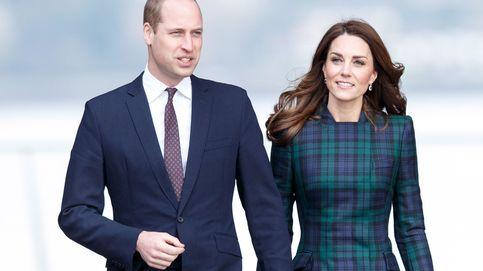 Kate Middleton y el príncipe Guillermo, vigilados de cerca por culpa de los Sussex