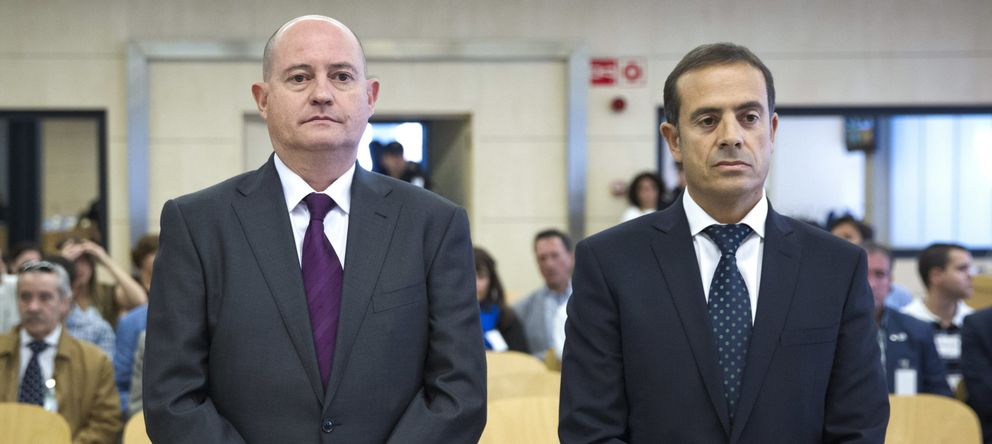 Foto: Enrique Pamiés (i) y José María Ballesteros (d)