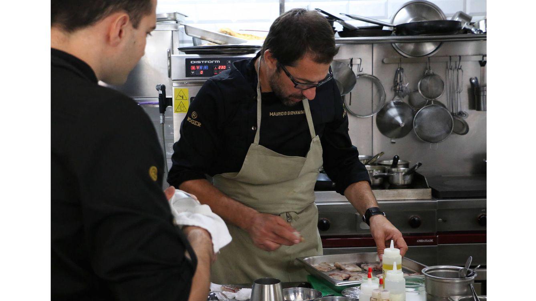 Foto: Germán Carrizo y Carito Lourenço conciben la gastronomía desde una perspectiva propia y singular, muy distinta a la que impera en el gremio culinario.
