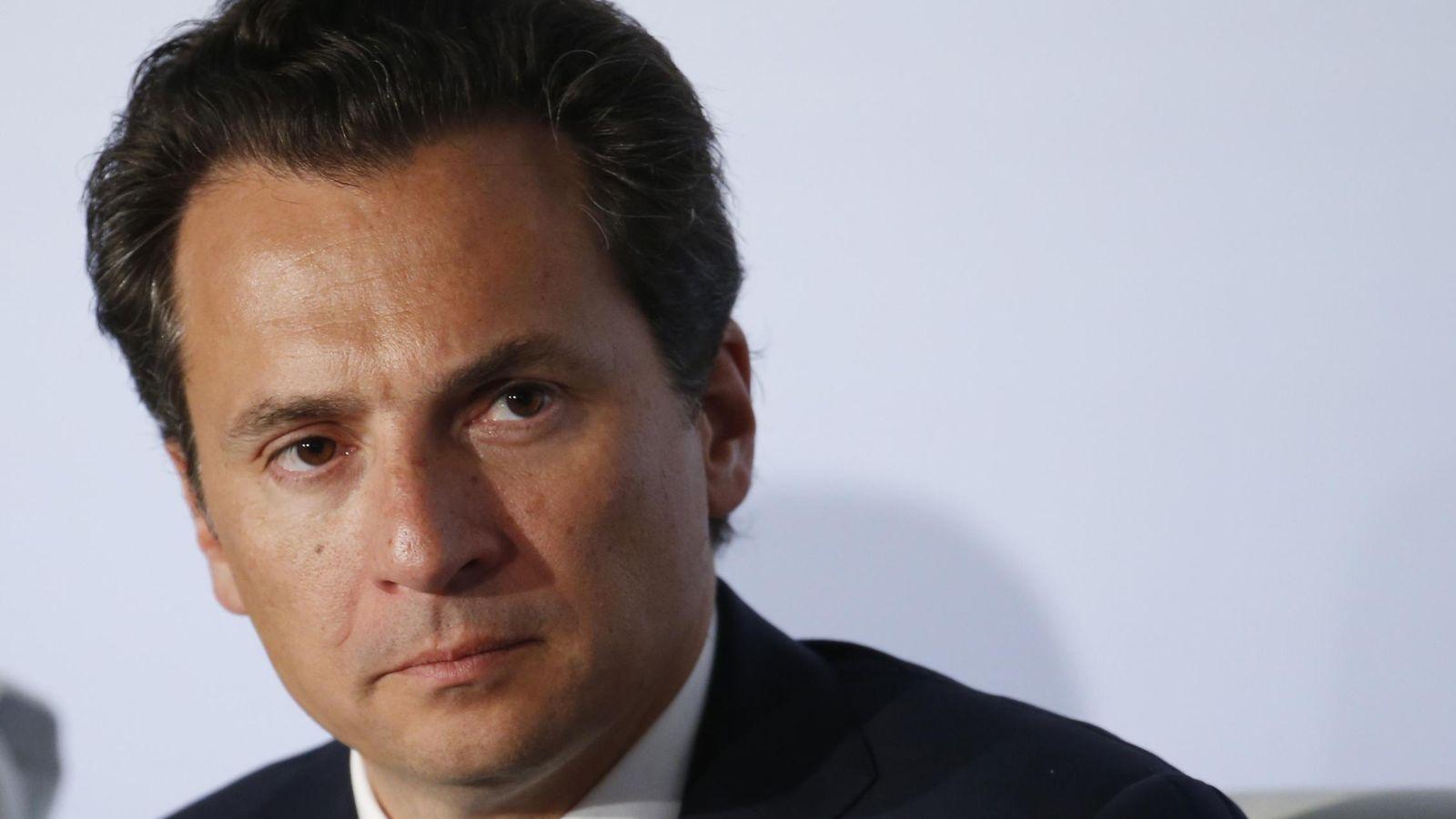Foto: Petroleos Mexicanos (Pemex) CEO Emilio Lozoya, attends the Oil and Gas Climate Initiative summit Paris