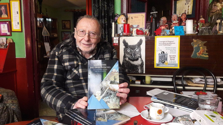 Dos horas con Enric, el dibujante de Bruguera que han salvado los okupas