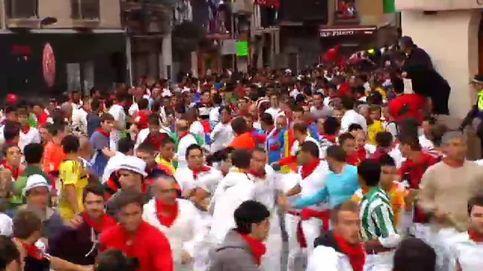 Un San Fermín de chinos