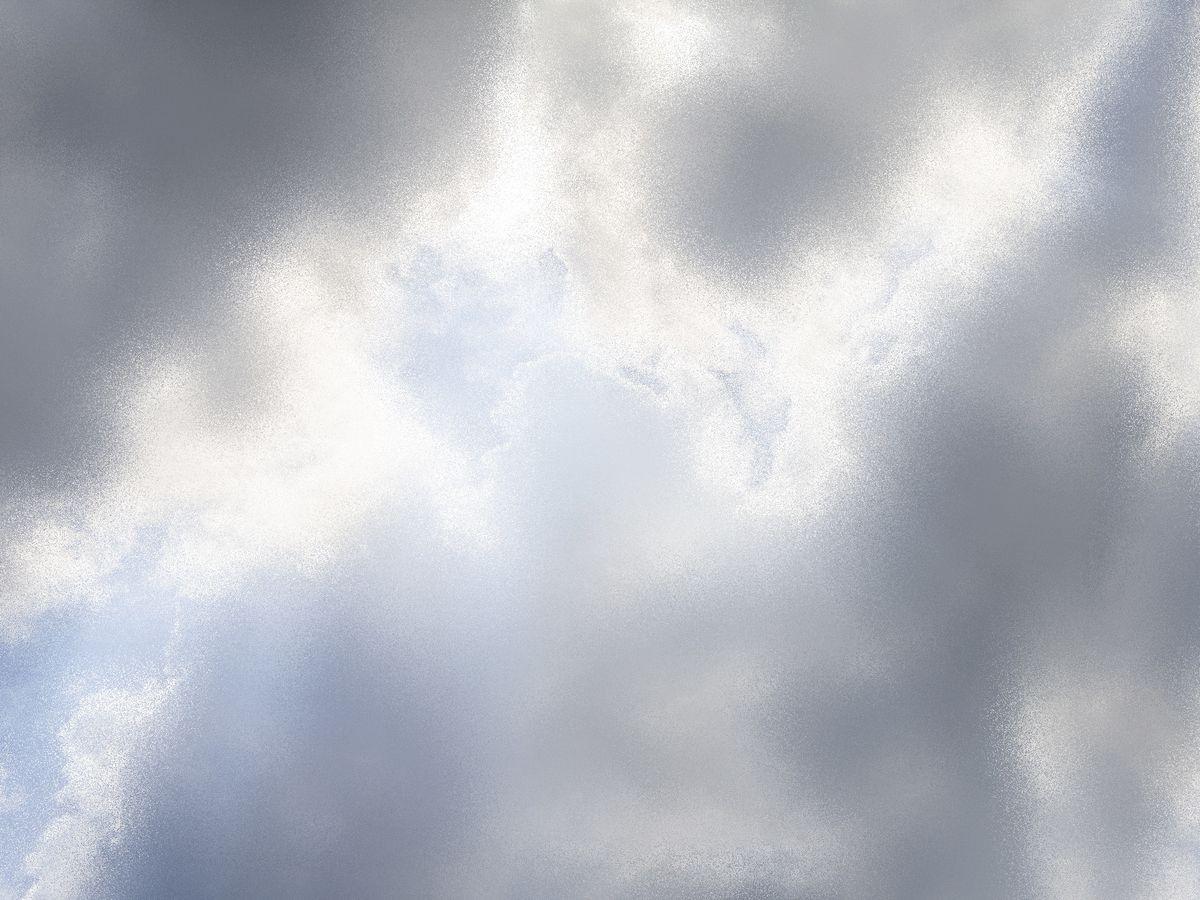 Foto: El tiempo: nuboso. (iStock)
