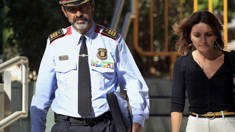 La Audiencia Nacional procesa a Trapero por sedición y organización criminal