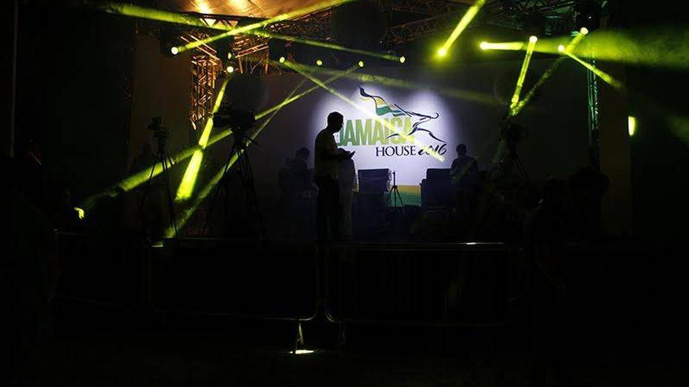 Delirio tropical en Río: así vivió la pequeña Jamaica la carrera de Bolt