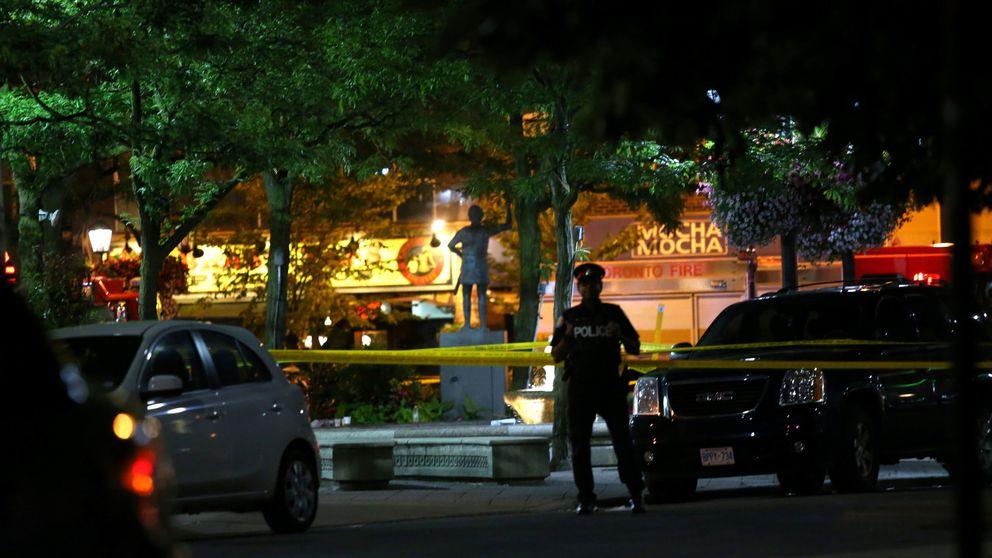 Al menos dos muertos y 13 heridos en un tiroteo en Toronto