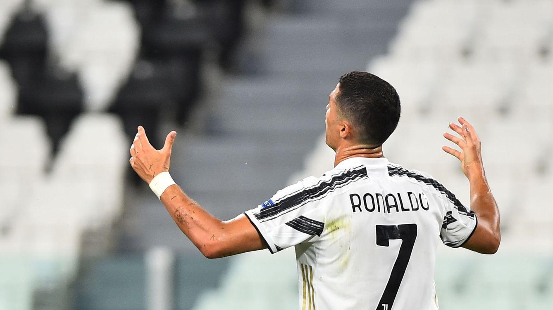 Cristiano Ronaldo cae en la orilla y la 'Juve' dice adiós a su competición fetiche