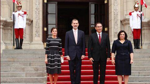 Los Reyes en Perú: todas las imágenes de Letizia y Felipe en su visita oficial