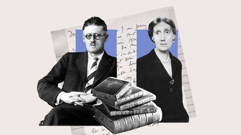 Virginia Woolf contra James Joyce: la mujer que se negó a publicar el 'Ulises'