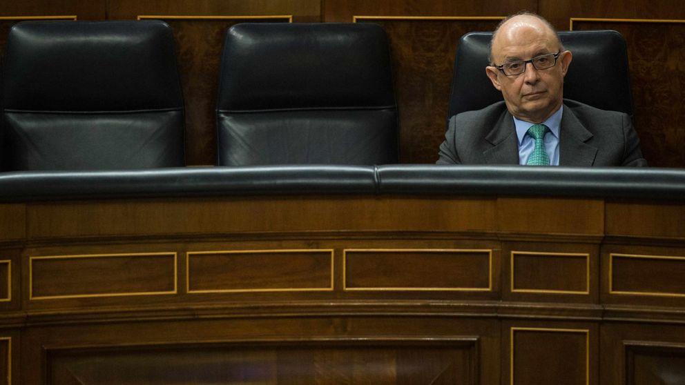 El Gobierno presionó a los bancos para que no financiaran la deuda de Madrid