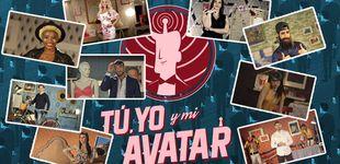 Post de 'Tú, yo y mi avatar', con Luján Argüelles, arranca el lunes en Cuatro