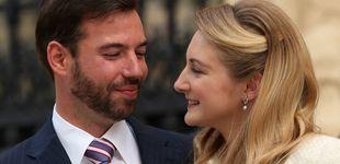 Post de Stéphanie y Guillermo de Luxemburgo, 7º aniversario (sin hijos y buscando heredero)