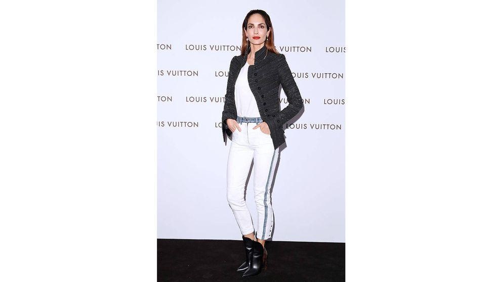 De Hiba Abouk a Claudia Domecq: las 10 mejor vestidas de la fiesta de Louis Vuitton
