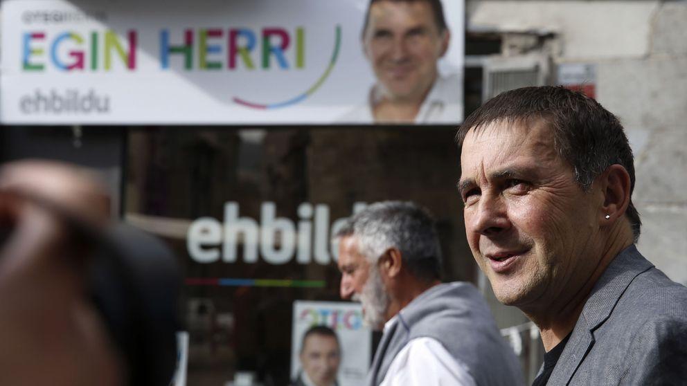 Otegi, Podemos y el CNI. Una conspiración anda suelta