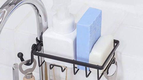 Ordenado y con estilo, tu baño no será el mismo con estas soluciones de Shein