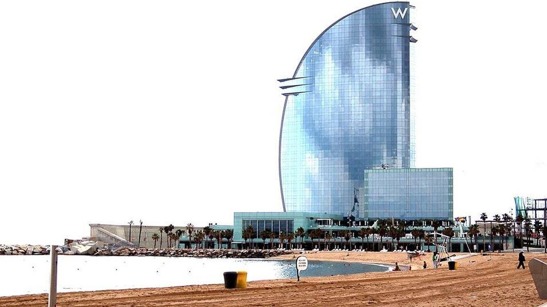 Foto: Playa de la Barceloneta.