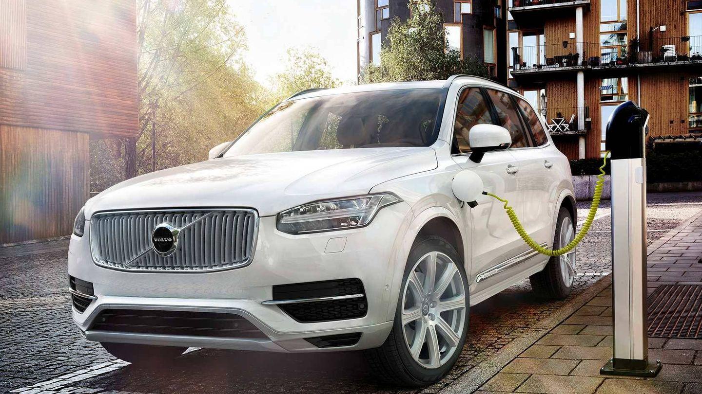 Desde 2030 Volvo solo venderá coches 100% eléctricos.