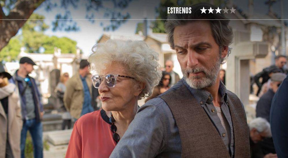 Foto: Ernesto Alterio protagoniza 'Un mundo normal', el regreso de Achero Mañas. (DeAPlaneta)