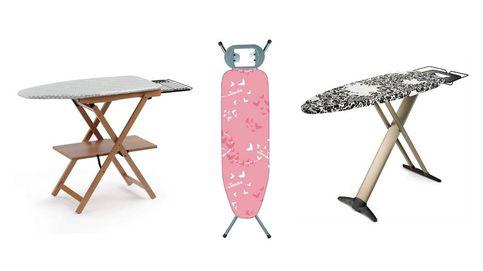 Las mejores tablas de planchar de madera o algodón