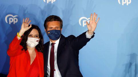 Encuestas   El efecto Ayuso impulsa al PP: Casado supera a Sánchez y podría gobernar