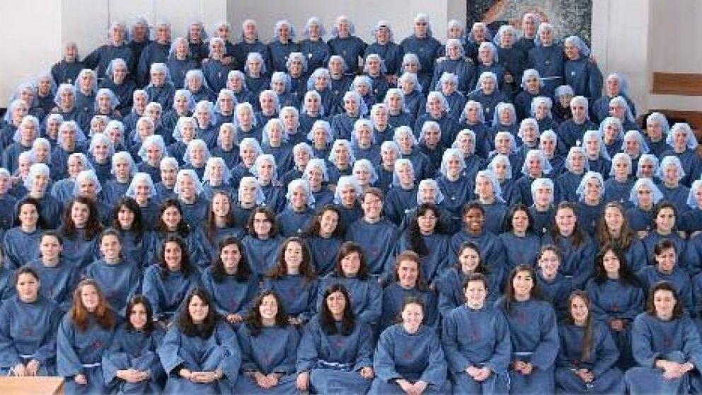 Treintañeras, guapas, universitarias... y monjas de clausura