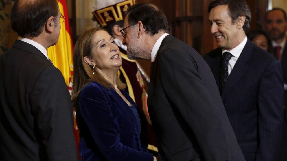 Rajoy solo entrará en una reforma acotada de la Constitución previo pacto con el PSOE