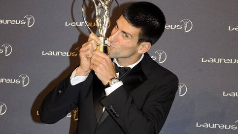 Djokovic gana el Laureus a Mejor Deportista del Año por delante de Márquez y Cristiano