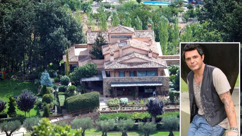 Mira aquí todas las fotos de la casa de Alejandro Sanz en Jarandilla de la Vera, Cáceres