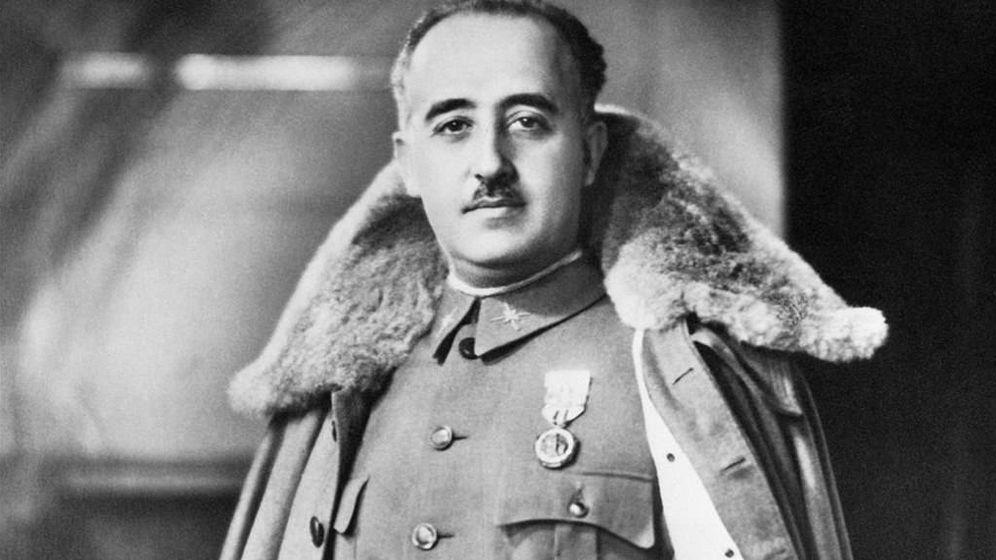 Foto: Retrato de Francisco Franco (C.C.)