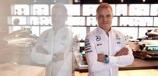 Post de Bottas ficha por Mercedes: buena noticia para Hamilton, no para la F1