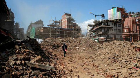 Los vídeos del terremoto de Nepal