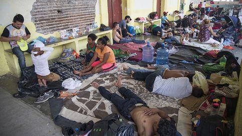 Trump anuncia ciudades de carpas para la caravana de inmigrantes hondureños