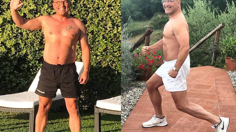 La dieta para adelgazar que hizo perder 10 kilos al presentador de Masterchef