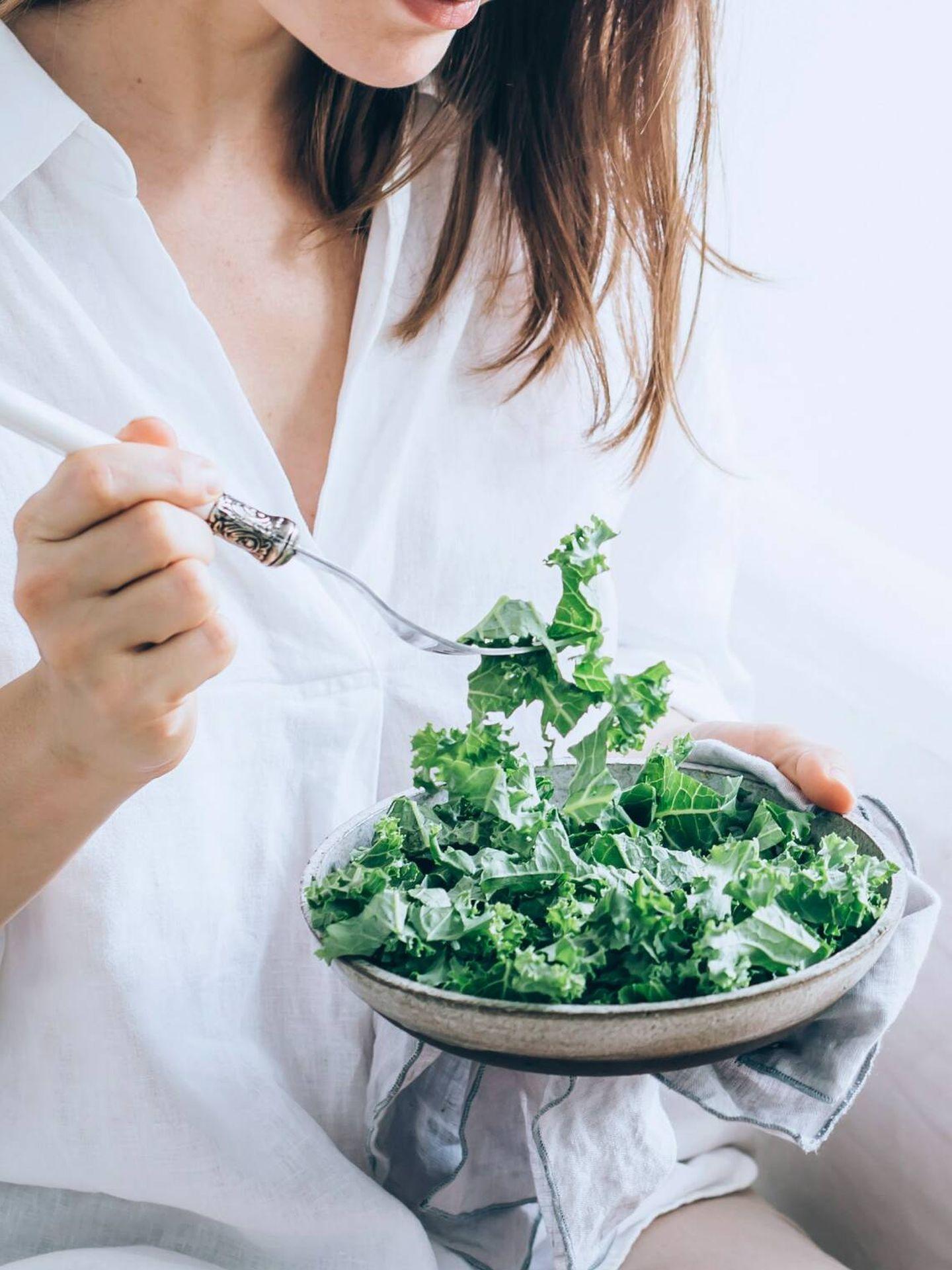 Alimentos más nutritivos crudos. (Nutriciously para Unsplash)