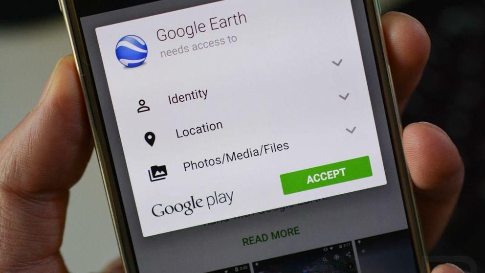 El próximo Android dejará al usuario decidir qué permisos da a una 'app'