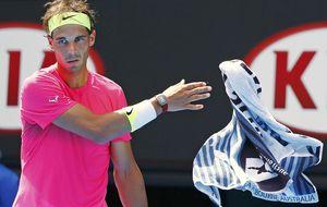 La ventaja de ser Rafa Nadal y pasar de 0 a 100 en solo un partido