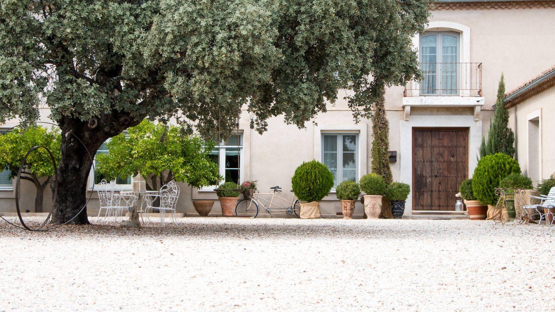 Cerca de la sierra de Gredos se encuentra la Casa de los Tomillares.