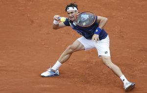 Ferrer no da opciones a Sijsling y pasa a segunda ronda de Roland Garros