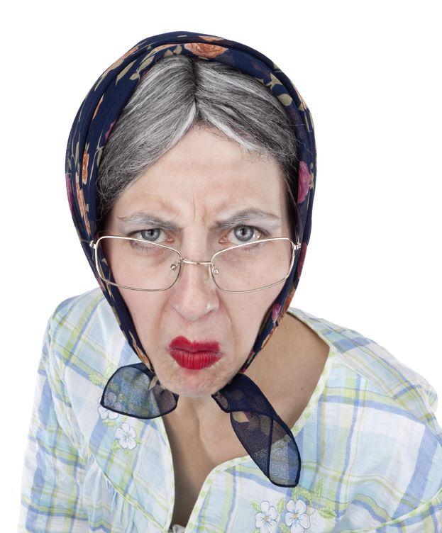 Foto: ¿Aparentas más edad de la que en realidad tienes? (iStock)