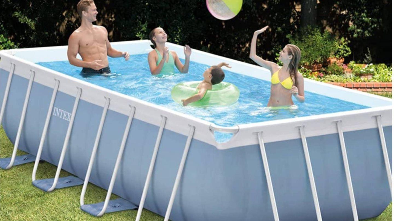 Amazon agota sus piscinas hinchables. (Cortesía)