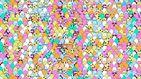 Acertijo visual: encuentra al perro escondido entre los huevos de pascua