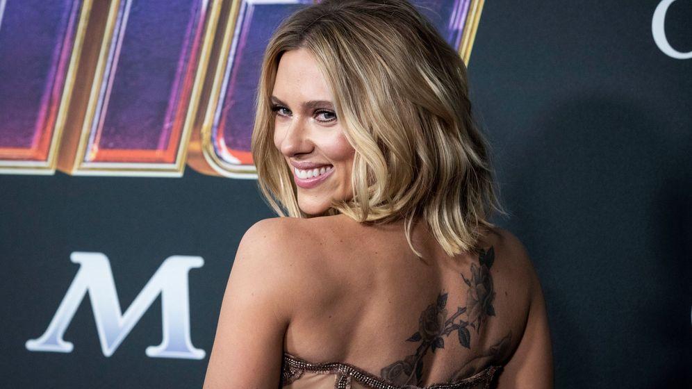 Foto: Scarlett Johansson. (EFE)