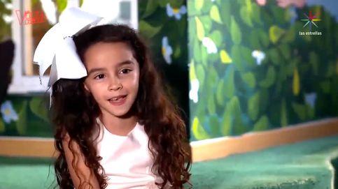 'La Voz Kids' (México)   ¿Quién es Marian Lorette, la niña que hizo temblar a Melendi?