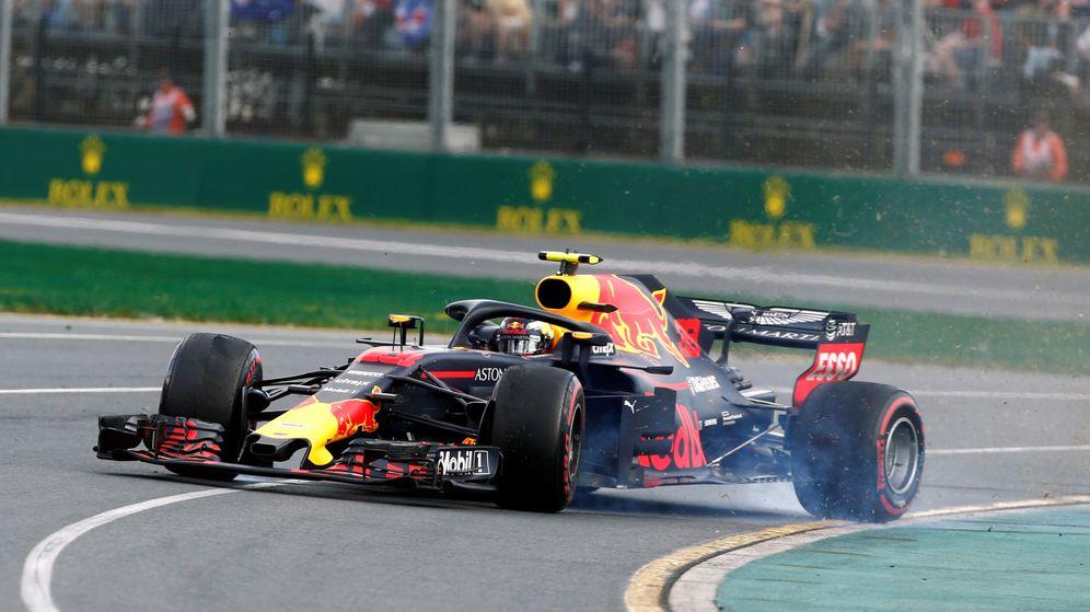Foto: Max Verstappen estrenó 2018 con una carrera para olvidar. (Reuters)