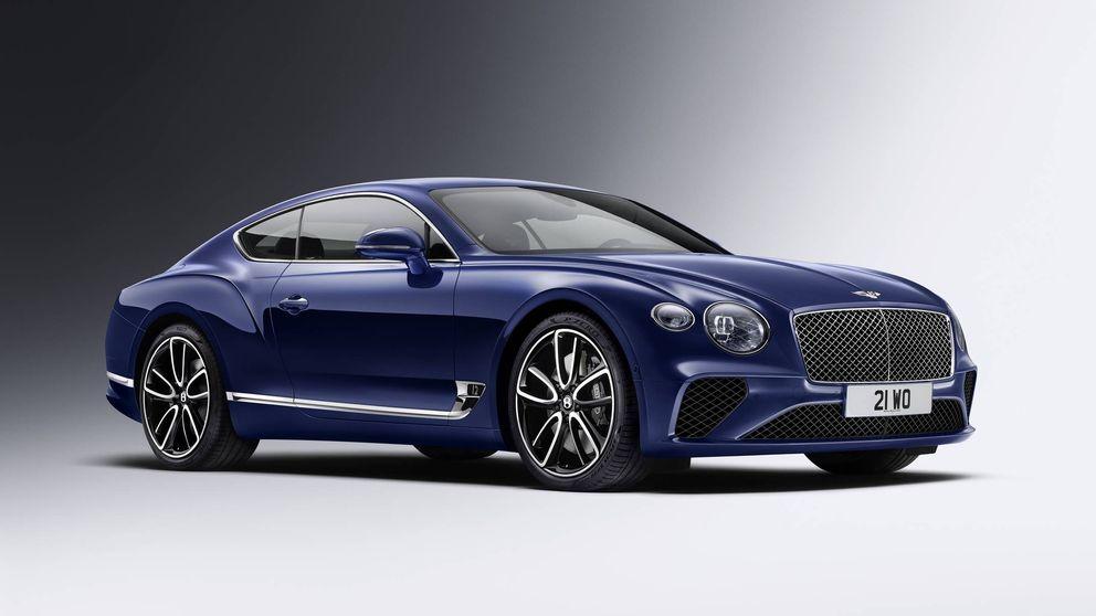 Bentley Continental GT, lujo y deportividad a partes iguales