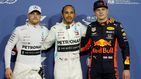 Resultado Fórmula 1: Hamilton cierra el año con pole y a Carlos Sainz se le escapa el 6º