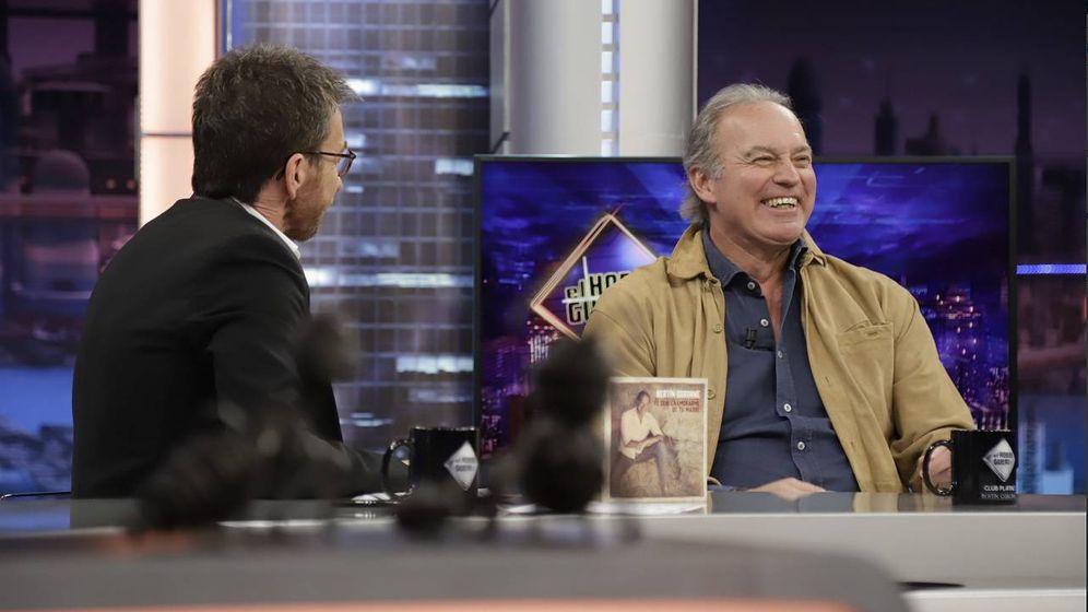 Foto: Bertín Osborne, en 'El Hormiguero'. (Antena 3)
